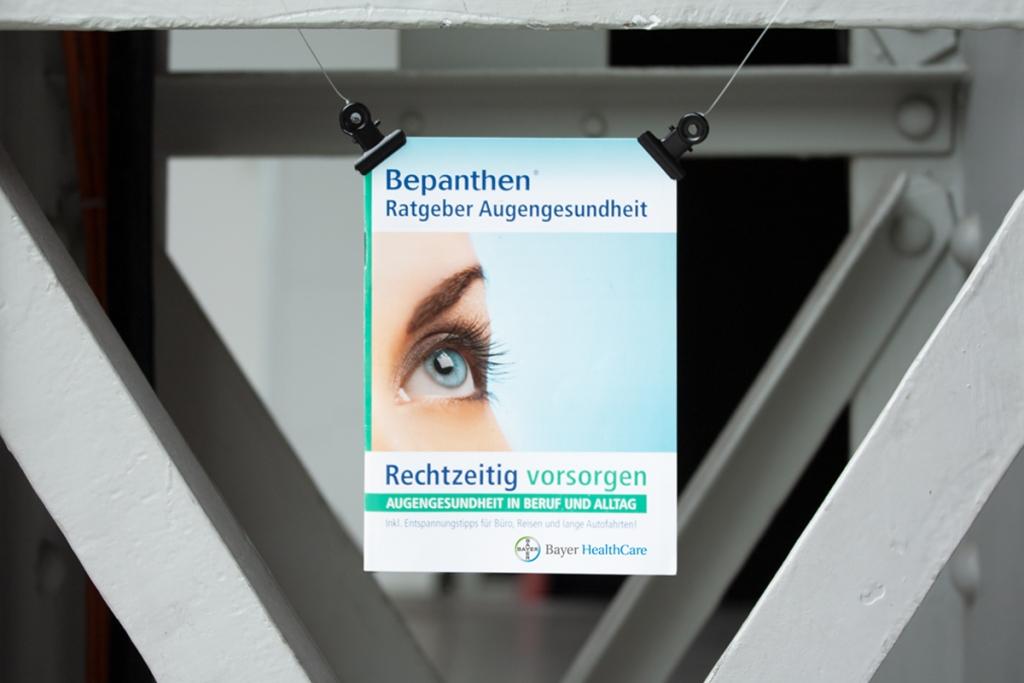 Ratgeber Augengesundheit Bepanthen