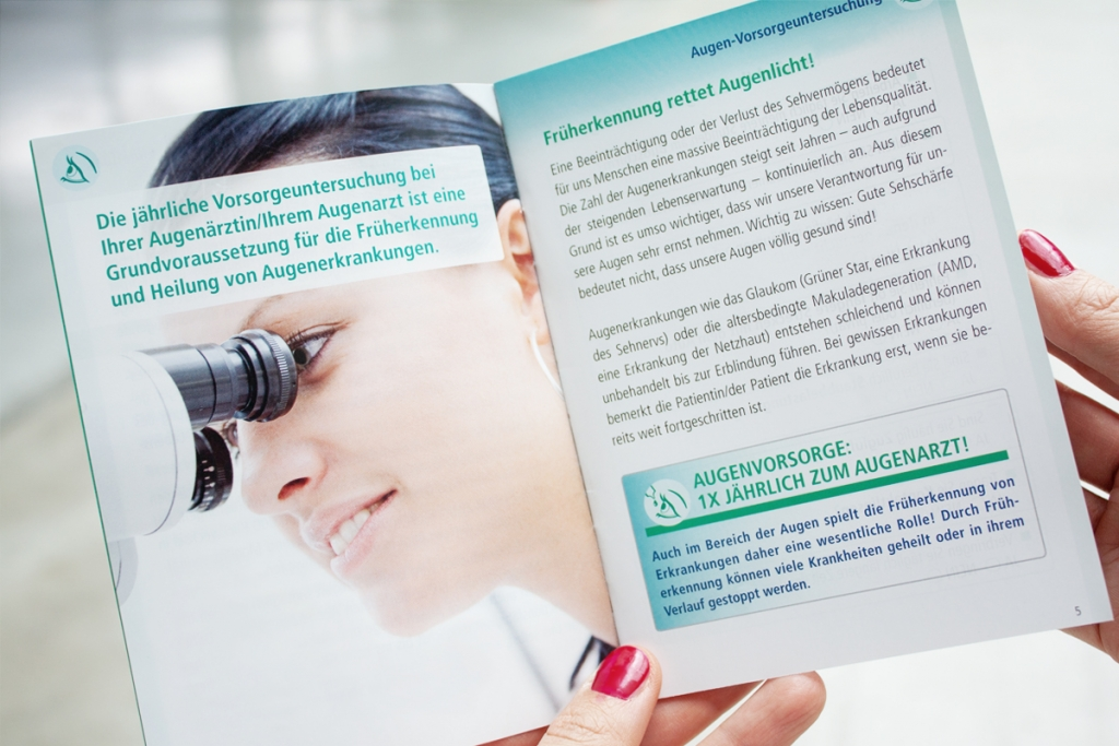 Ratgeber Augengesundheit, Bepanthen Healthcare